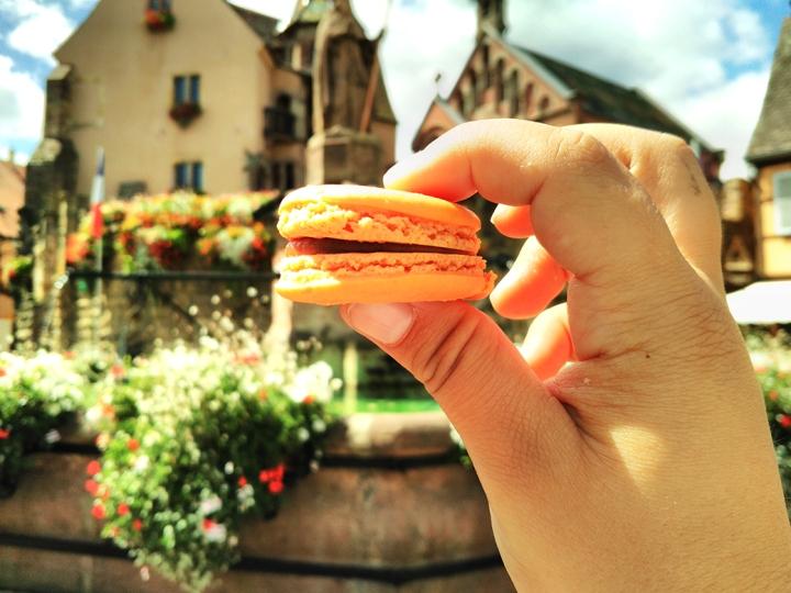 Eating Macaroons in France (EFCB Part7)