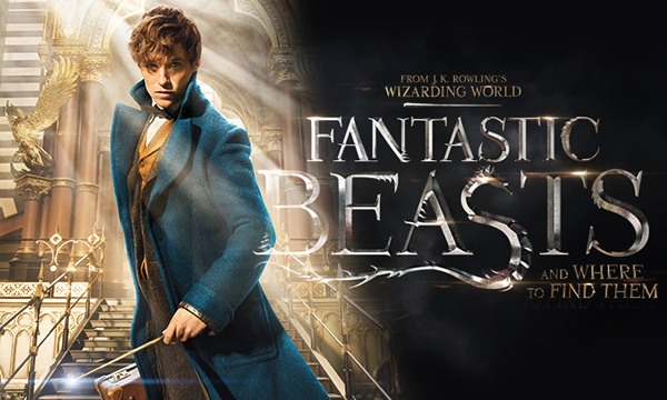 Fantastic Beasts and Where to Find Them [MovieReview]